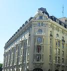 Entrada al Hotel Palace